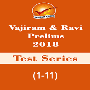 BYJU'S Prelims Test Series-2019(1-10) (Questions with