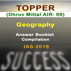 Geography Optional Notes | Pankaj Copiers